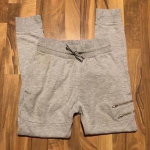 Men's light gray Zara joggers -good used condition
